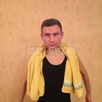 Маска «Виталий Кличко»