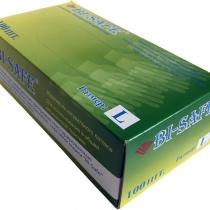 Перчатки латексные, размер L (100 шт.)