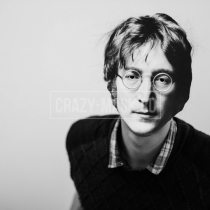 Маска «Леннон из Битлз»