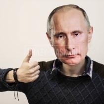 Маска «Путин»