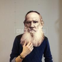Маска «Лев Толстой»