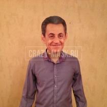 Маска «Николя Саркози»