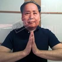 Маска «Мао Цзэдун»