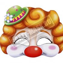 Маска «Клоун»