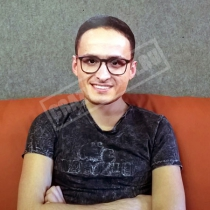 Маска «Игорь Ласточкин»