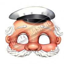Маска «Дедуля в кепке»