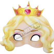 Маска «Принцесса»