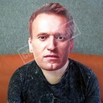 Маска «Алексей Навальный»
