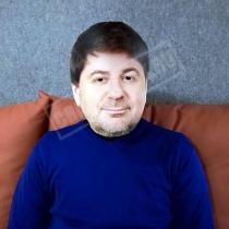 Маска «Александр Цыкало»