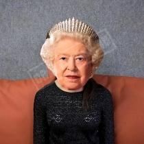 Маска «Елизавета II»