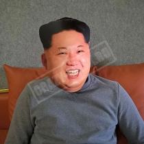 Маска «Ким Чен Ын»