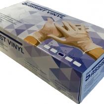 Перчатки виниловые, неопудренные (100 шт.)