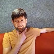 Маска «Рамзан Кадыров»