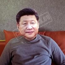 Маска «Си Цзиньпин»