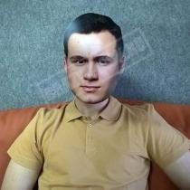 Маска «Николай Соболев»