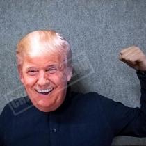 Маска «Трамп после выборов»